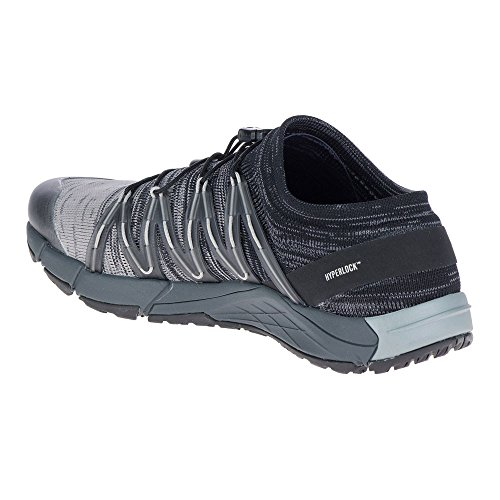 Merrell Bare Access Flex Knit Trail Laufschuhe - SS18 Black
