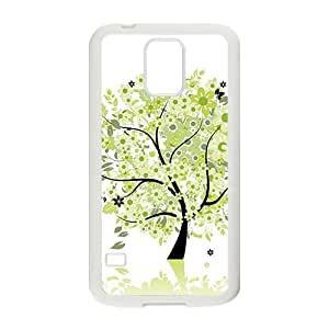 Beatiful Love Tree Hight Quality Plastic Case for Samsung Galaxy S5 by runtopwell