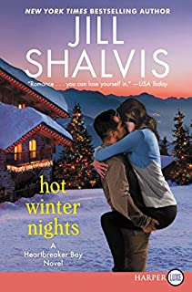 Book Cover: Hot Winter Nights: A Heartbreaker Bay Novel