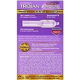 Trojan Her Pleasure Condoms With Spermicidal