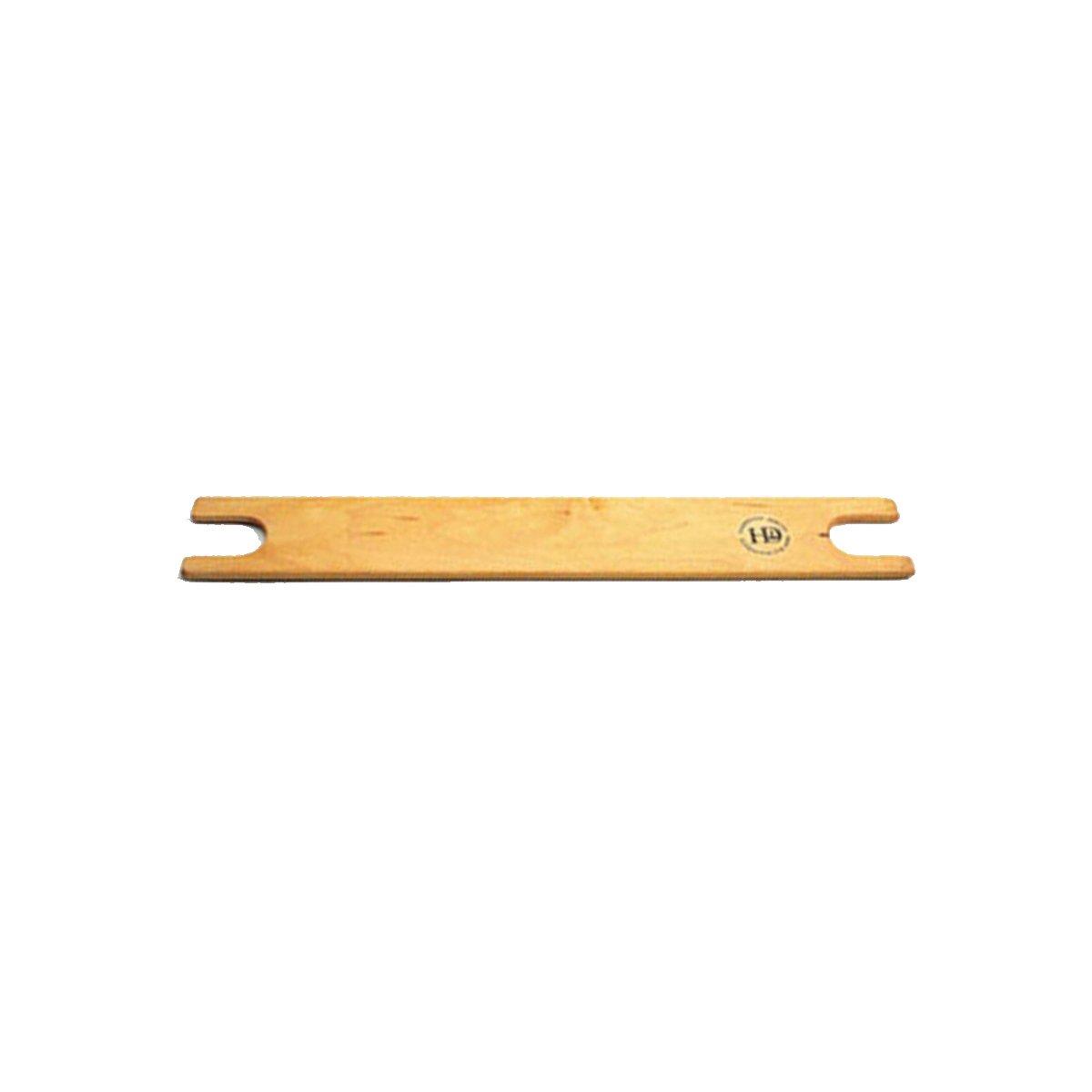 2 Flat Wooden Stick Shuttles-9 inch