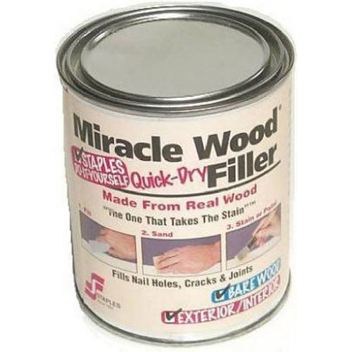 Staples 902 Miracle Wood Patch, - Wood Miracle