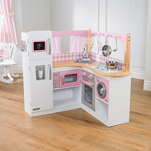 Kitchen Set For New Home: KidKraft Grand Gourmet Corner Kitchen