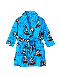 Thomas & Friends Thomas Little Boys Fleece Robe (Blue) (2T)