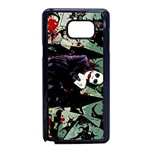 Personalized Durable Cases Samsung Galaxy Note 5 Cell Phone Case Black Alyci Joker Heath Ledger Protection Cover