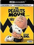 The Peanuts Movie [4K Ultra HD + Blu-ray + Digital Copy] (Bilingual)