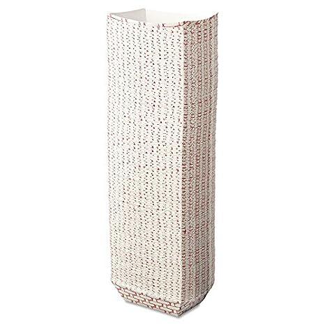 Boardwalk Paper Food Baskets 1//4 lb Capacity Red//White 1000//Carton 30LAG025