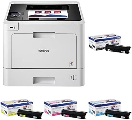 Brother HL-L8260CDW Business Color Laser Printer, Duplex Printing, Flexible Wireless Networking, Mobile Device Printing, Advanced Security Features – ...