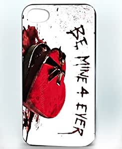 Be Mine 4 Ever iPhone 4/4s case