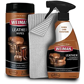Amazon Com Zep Leather Cleaner And Conditioner Zuclc24