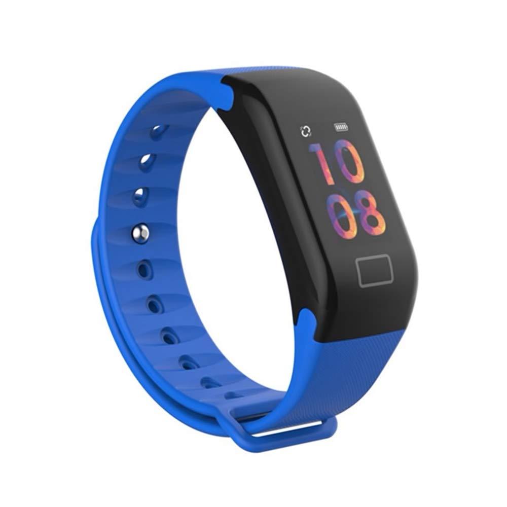 JDTECK ALCATEL 3C Fitness Bracelet, podómetro Smartwatch con ...