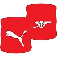 Puma 052639 01 - Muñequeras del Arsenal FC