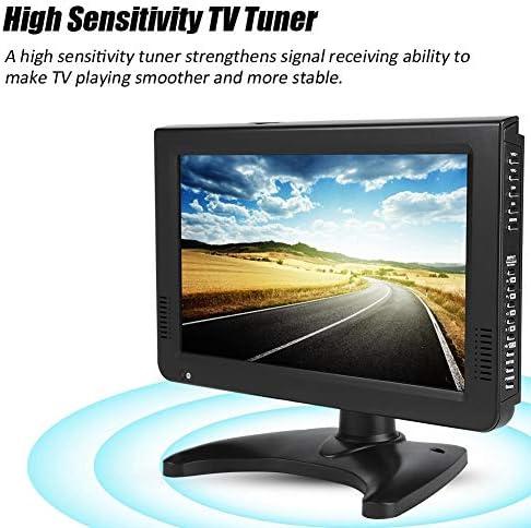 Tosuny LEADSTAR DVB-T2 LED TV Portátil para Coche, Estéreo Rodeando 1080P Televisión de Coche(10 Pulgadas): Amazon.es: Electrónica