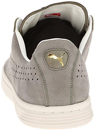 Puma Heren Rechter Ster Citi Serie Nubuck Mode Sneaker Gebrande Olijf