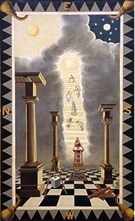 Amazon com: RARE Master Mason 3rd degree Masonic Symbolic