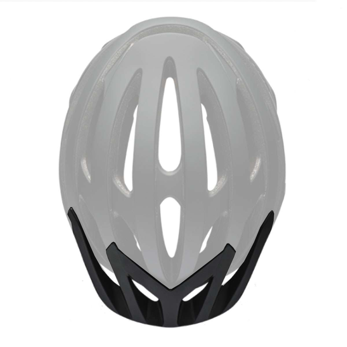 Bell Sports Catalyst Helmet - Replacement Visor - Matte Black - 7085310
