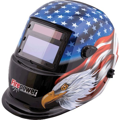 (Adf Welding Helmet - Stars & Stripes-2pack)