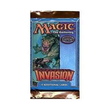MTG Invasion  Booster  Magic the Gathering