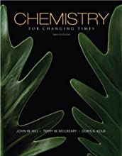 Chemistry for Changing Times (12th Edition) (Paperback)