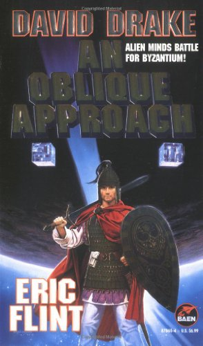 book cover of An Oblique Approach