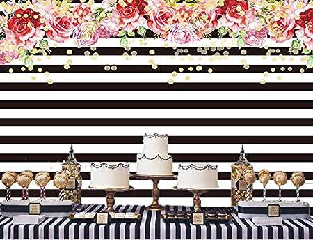 Daniu Dessert Table Fond Photographie pour Photo Studio Papier Peint Vinyle Baby Shower Toiles de Fond 7x5ft dn009