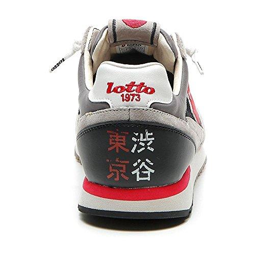 Nuovo Tokio Marrone Uomo T4586 Shibuya Leggenda Marrone Lotto Sneakers wqAxzO0w