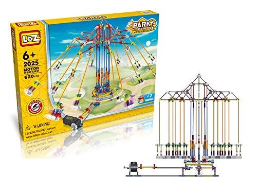how to build an amusement park