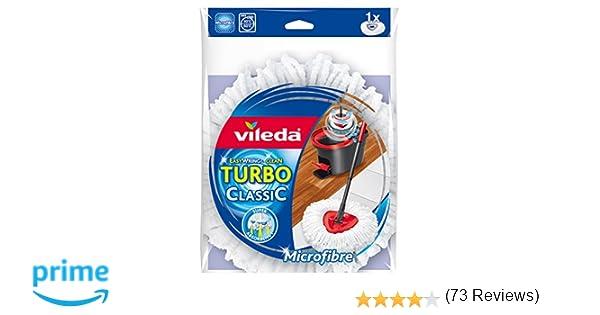 Vileda Easy Wring & Clean - Recambio de microfibra para fregona: Amazon.es: Alimentación y bebidas