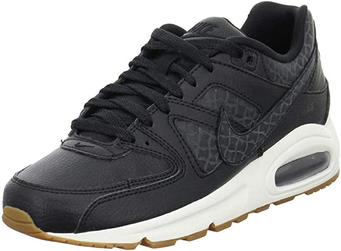 Nike WMNS Air Max Command PRM Sneakers Basses Femme