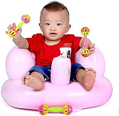 pepeng fácil cuidado del suelo Nursery silla inflable para 0 - 3 ...