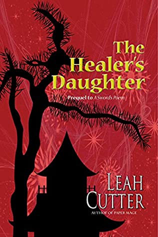 book cover of The Healer\'s Daughter