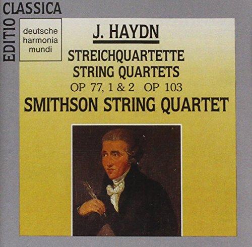 (Haydn: String Quartets, Op. 77, Nos. 1 & 2 / Op. 103)