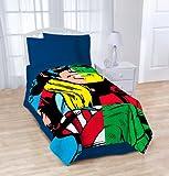 marvel heroes blanket - Marvel Heroes Cut Up Blanket Oversized 62