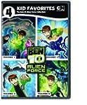 4 Kid Favorites Cartoon Network Ben 1...