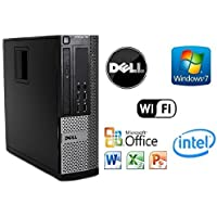 Custom 1GB HDMI NVIDIA Dell Gaming Tower Intel Quad Core i5 3.1GHz Windows 7 Pro / 32GB RAM / NEW 120GB Solid State Drive SSD / WiFi / Desktop Computer PC