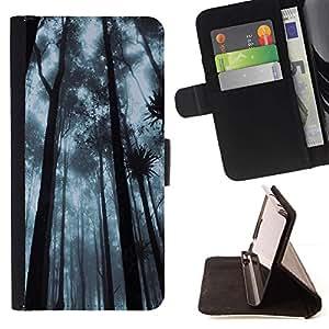 Momo Phone Case / Flip Funda de Cuero Case Cover - Planta Naturaleza Forrest Flor 92 - Sony Xperia Z3 Compact