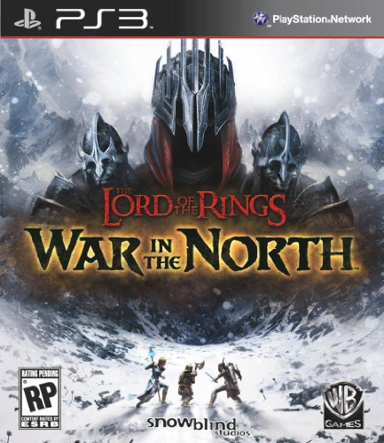 Price comparison product image Lord of the Rings: War in the North - Playstation 3