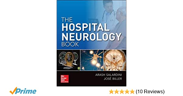 The Hospital Neurology Book: 9780071845830: Medicine