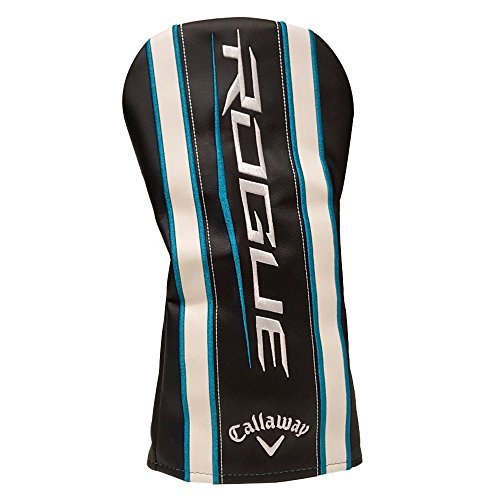 (Callaway Rogue Headcover 2018 Driver Black/Blue/White)