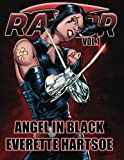 img - for Everette Hartsoe's RAZOR:ANGEL IN BLACK 25TH ANNIVERSARY EDITION-TPB (Volume 1) book / textbook / text book