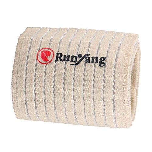 Sharplace Protège-poignet Sport Bracelet Main-poignet Ceinture Protecteur pour Gymnastique Culturiste Musculation Aérobic Body-building