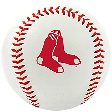 Jarden Sports Licensing Baseball, mit MLB-Teamlogo weiß 1240024121