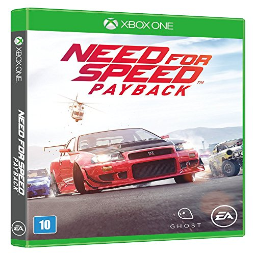 Need for Speed Payback Br - 2017 - Xbox One