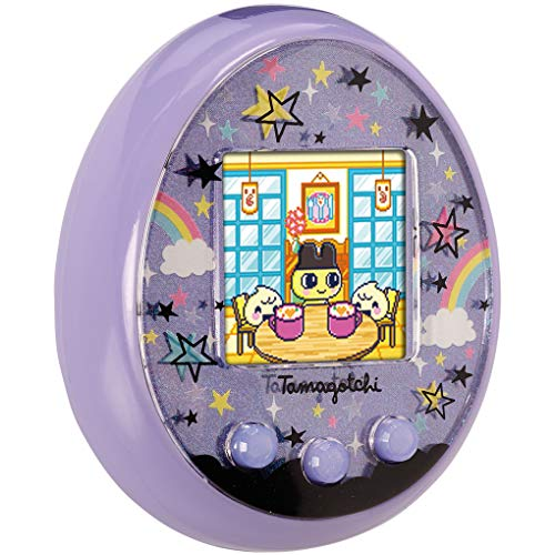 (Tamagotchi On - Magic (Purple))