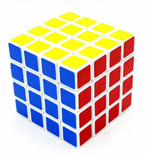 Rubik's Revenge 4x4x4 Puzzle Cube White