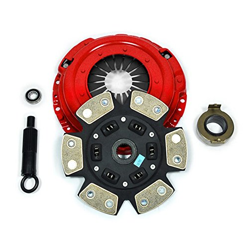 EFORTISSIMO STAGE 3 CLUTCH KIT 90-93 TOYOTA CELICA ALL-TRAC 91-95 MR-2 TURBO 2.0L 3SGTE - Toyota Celica Turbo