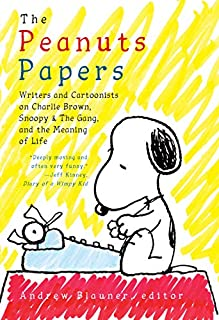 Book Cover: The Peanuts Papers: Charlie Brown, Snoopy & the Gang, and the Meaning of Life: A Library of America Special Publication
