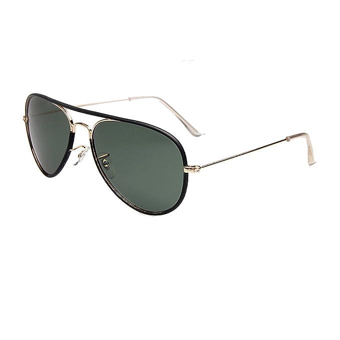 VeBrellen Aviador Polarizadas Gafas de Sol para Mujer UV400 Protección VS003