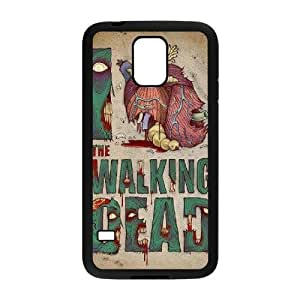 NABOAT The Walking Dead Phone Case For Samsung Galaxy S5 i9600 [Pattern-3]