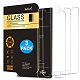 Galaxy Note 5 Screen Protector,[3 Packs]by Ailun,Tempered Glass,9H Hardness,2.5D Edge,Ultra Clear,Bubble Free,Anti-Scratch,Fingerprints&Oil Stains Coating,Case Friendly-Siania Retail Package